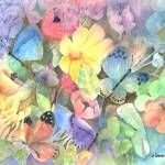 """Butterfly Garden"" by awagner"