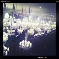 Millions of chandeliers