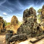 """Faces of The Bayon"" by TourismPicks"
