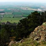 """View from the Wrekin Hill, Shropshire"" by Linandara"