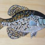 """Black Crappie"" by art-factory"