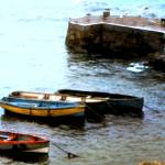 """Spanish Boats on Watercolors"" by hiddensightphoto"