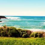 """Scenic Pacific Blue"" by KessingerKlassics"