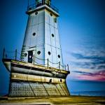 """North Breakwater Lighthouse"" by NightFoxPhoto"