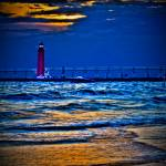 """Grand Haven Beach"" by NightFoxPhoto"