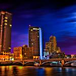 """Downtown Grand Rapids"" by NightFoxPhoto"
