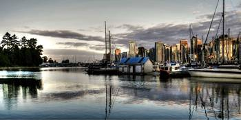 Coal Harbour 7 HDR