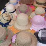 """French Hat Market Stall"" by Geoffrey_Angel-Attwood"