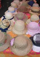 French Hat Market Stall