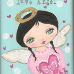 """001 (2)Love Angel"" by bonnesinger"