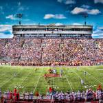 """Kelly/Shorts Stadium (HDR)"" by NightFoxPhoto"