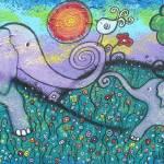 """Elephant Love"" by juliryan"