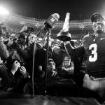 """Delone Carter, Pinstripe Bowl MVP"" by Noamg"