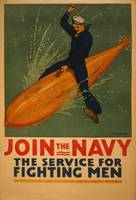 Join The Navy - The Service for Fighting Men!