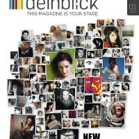 New Generation Cover Image Art Prints & Posters by deinblick magazine
