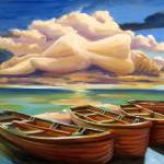 """dreaming boats"" by PaulStudios"