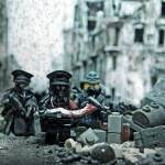 """Lego Weird War"" by Shobrick"