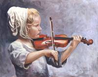 Anna and the Violin