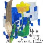 """ART IS THE FLOWER..."" by joakimpaz"