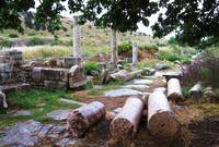Ephesus -  a beautiful ancient Greek city, and lat