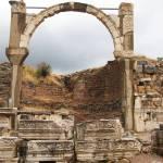 """Ephesus - a beautiful ancient Greek city"" by arttraveler"