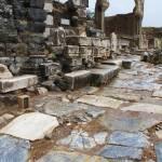 """Ancient Roman road in the city of Ephesus, Turkey"" by arttraveler"