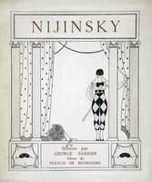 Nijinsky, Title Page, from the series 'Designs on