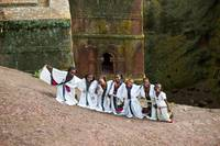 Girls in Lalibela
