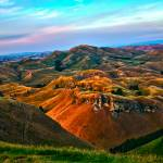 """Dawn at Te Mata Peak"" by johncorney"
