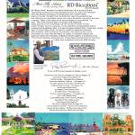 """Beacon Artworks RD Riccoboni Poster"" by BeaconArtWorksCorporation"