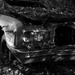 """Abandoned Car #6"" by andreifilippov"