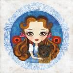"""""""Dorothy"""" by sandygrafik_arts"""