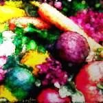 """""""Veggie love"""" by SarahannGraham"""