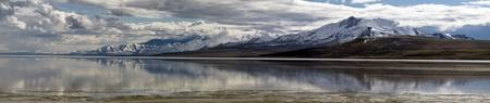 Great Salt Lake Reflection