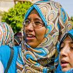 """The Hijabs of Cairo"" by ChristopherByrd"