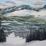 """Whistler BC"" by LisasOils"
