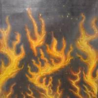 fire fire fire Art Prints & Posters by stuart meek