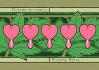 Five Bleeding Hearts