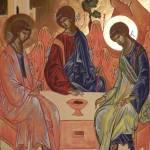 """""""Icona della trinità del Rubliev"""" by margherita_art"""