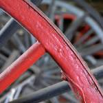 """Red Wagon Wheel"" by Donshots"
