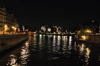 nuit a  Paris