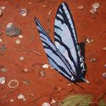 """Blue Butterfly"" by LisasOils"