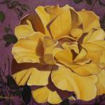 """Yellow Rose"" by LisasOils"
