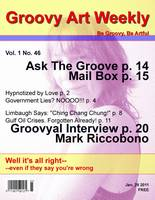 Groovy Art Weekly vol. 1 no. 46