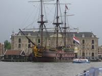 Museum Ship, Amsterdam, The Netherlands