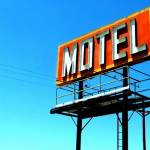"""Motel Sign"" by pjbaio"
