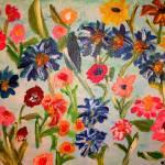 """""""Flower Splash"""" by magnoliadorn"""