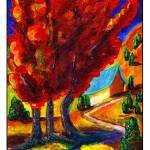 """""""Old Ranch Road"""" by wasankari"""