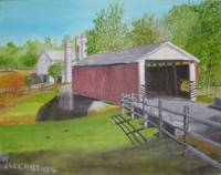 Jacksons Mill Covered Bridge