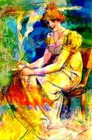 DEDICATION ~ MUCHA ETERNAL THROUGH HIS WORKS 5